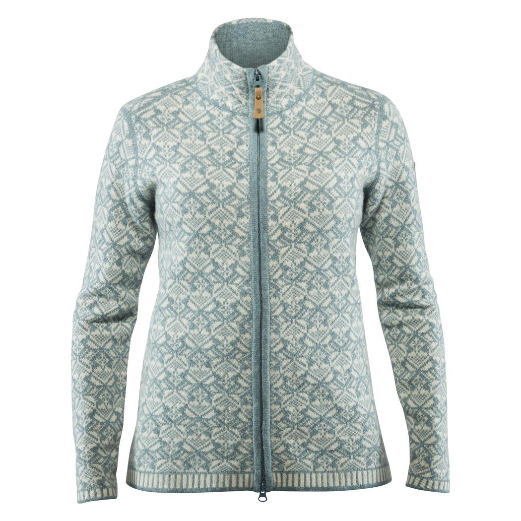 Fjäll Räven Snow Cardigan Woman