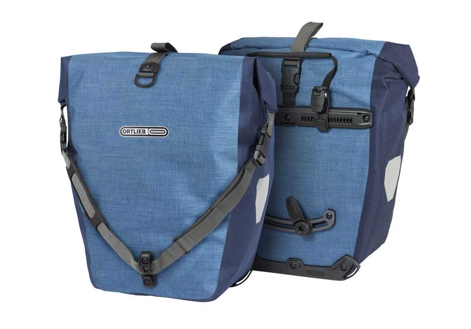 Ortlieb BACK-ROLLER PLUS - Denim-Stahlblau