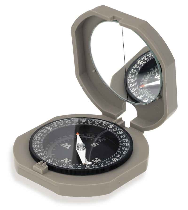 Brunton Cadet Compass, Training Aid for Pocket Transit