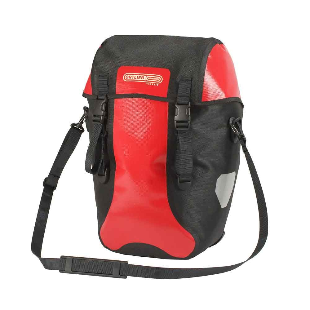 Ortlieb BIKE-PACKER CLASSIC Hinterradtasche (Paar) Red-Black 40l