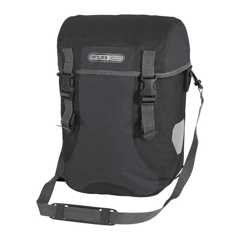 Ortlieb SPORT-PACKER PLUS (Paar) Granite-Black 30l