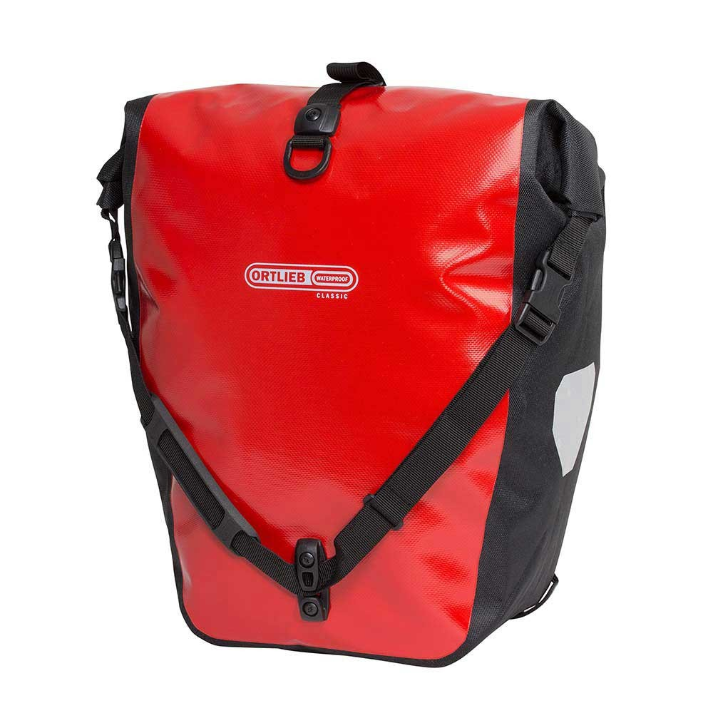 Ortlieb BACK-ROLLER CLASSIC (Paar) Red-Black