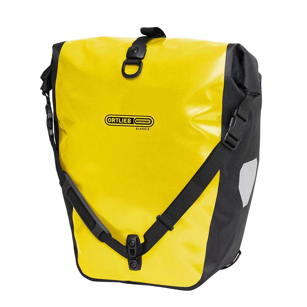 Ortlieb BACK-ROLLER CLASSIC (Paar) Yellow-Black