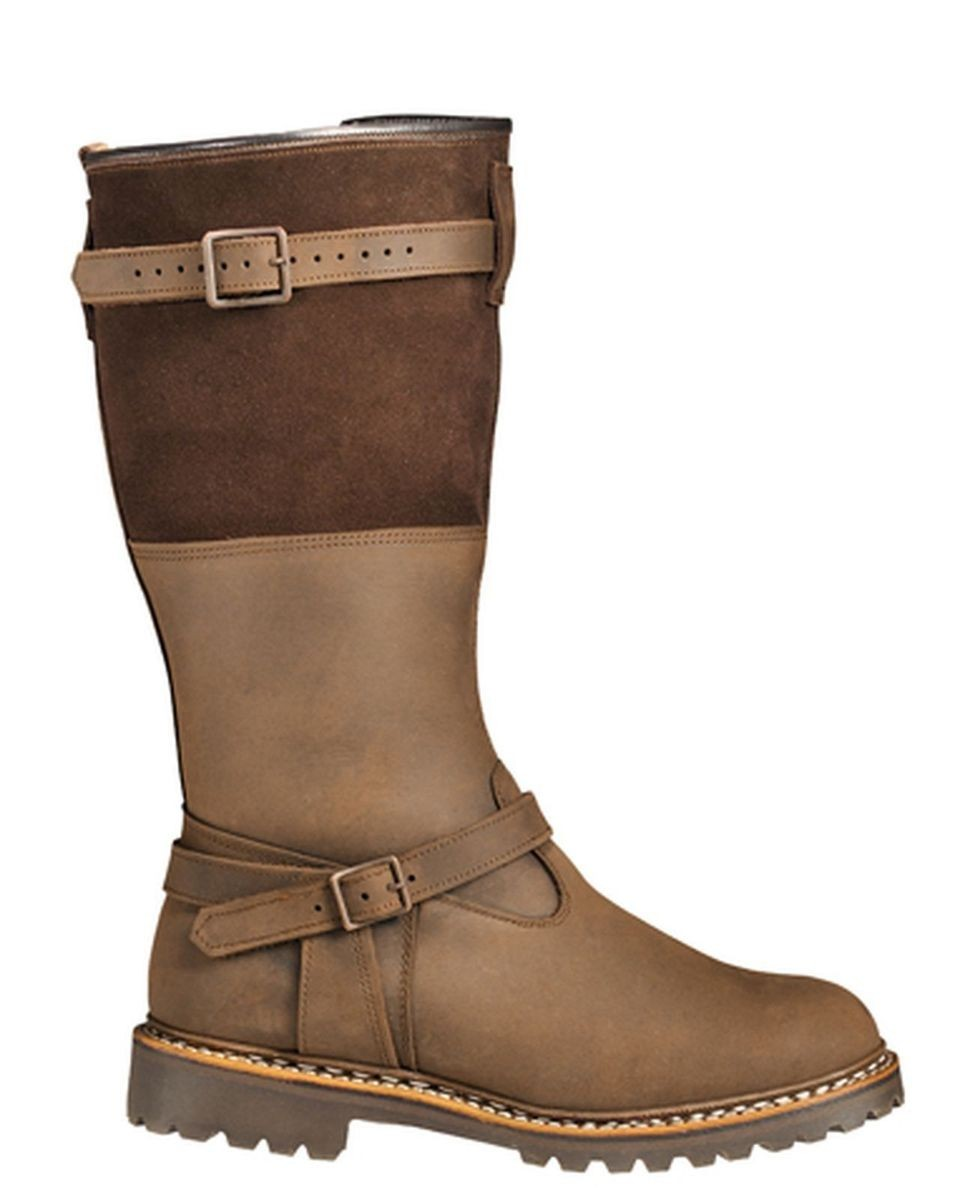 Hanwag Winterstiefel Grizzly Top Lady  Gr. 37 marone