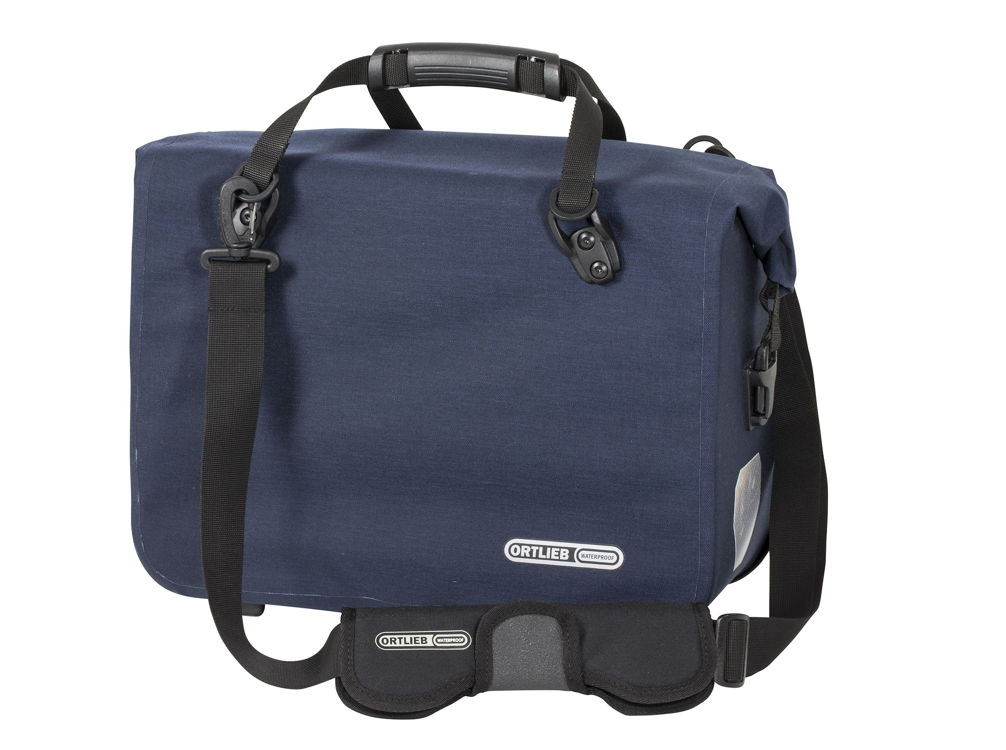 Ortlieb Office-Bag - Steelblue 21l - QL2.1 - PS36C