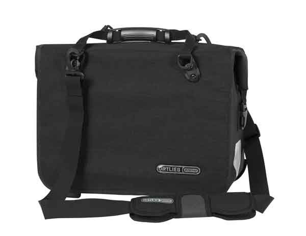Ortlieb Office-Bag - Black 13l - QL2.1 - PS36C
