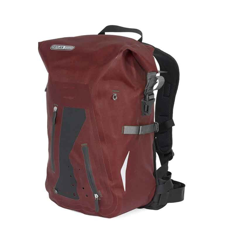 Ortlieb Packman Pro Two - Dark Chili