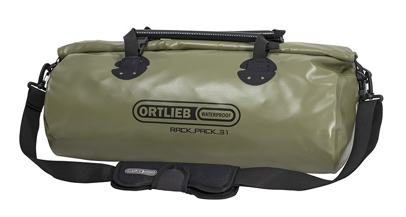 Ortlieb RACK-PACK Olive-Black - 31l