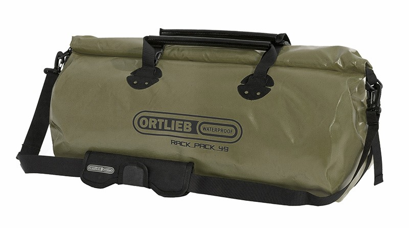 Ortlieb RACK-PACK Olive-Black - 49l