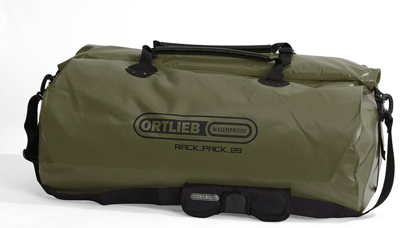 Ortlieb RACK-PACK Olive-Black - 89l