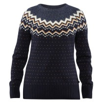 Fjäll Räven Övik Knit Sweater Woman