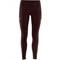 fjaellraeven-f89758-356-abisko-trail-tights-w-dark-garnet