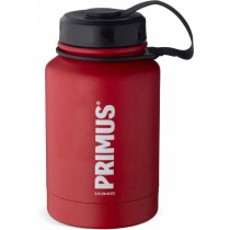 Primus TrailBottle Vacuum S/S 0.5L – Barn red